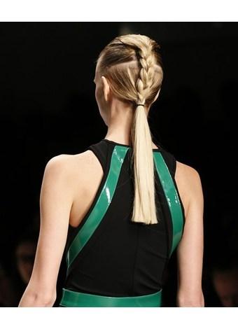 2013 Ilkbahar Yaz saç trendleri