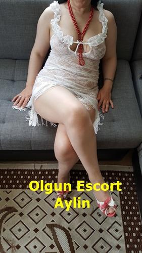Fındıkzade'den Olgun Escort Bayan Aylin