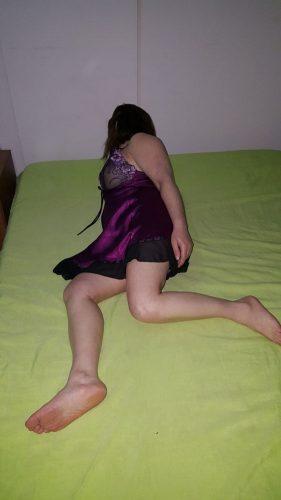 Gösterişli ön sevişme yapan escort Mefkure