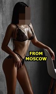 Mersinden Moskovalı Rus Escort Olya