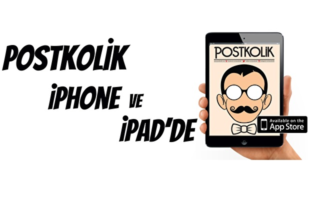 Postkolik artık iPhone ve iPad'de!